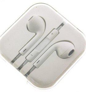 Гарнитура iPhone 5 EarPods - Оригинал 100%