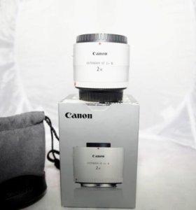 Конвертер Canon 2х III