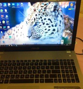 Мощный ноутбук Core i7 ASUS N56V