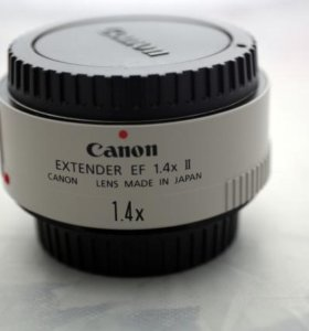 Конвертер Canon 1,4 II