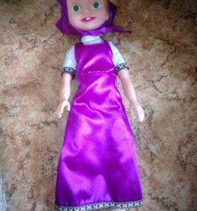 Новая кукла,озвучена