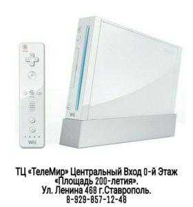 Nintendo Wii + 16Gb + Игры
