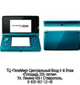 Nintendo 3DS + 16Gb + 30 Игр