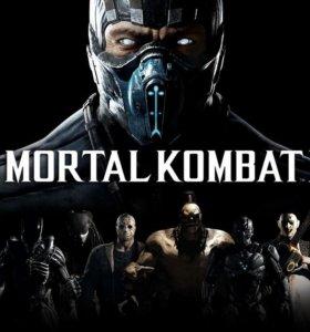 Игра для PlayStation 4 Mortal Kombat XL