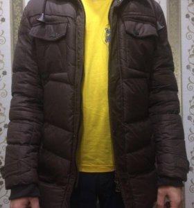 Куртка зима размер 46-48