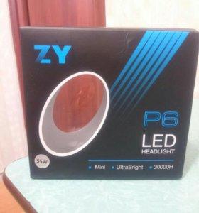 Светодиодные лампы 55 Вт, НВ3, Н11комплеты