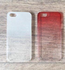 Чехлы на iPhone 5 5s SE