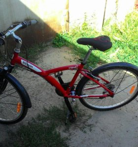 Велосипед 21 скоростной новый