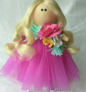 Интерьерная кукла, сувенир