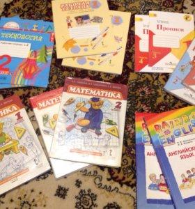 Книги 1-2 класса
