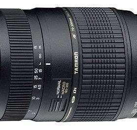 Объектив Tamron AF 70-300mm F4.0-5.6 Di LD Macro