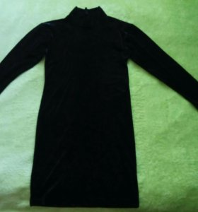 Платье шикарный бархат.