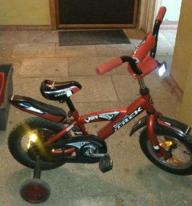 Велосипед детский trek jet