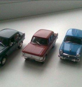 Авто Легенды СССР (коллекция)