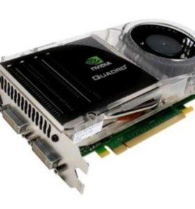 Профессиональная видеокарта nvidia Quadro FX 4600