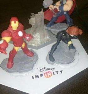 Стартовый набор Disney infinity