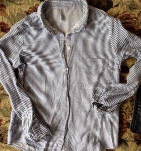 Рубашка из бершки xs