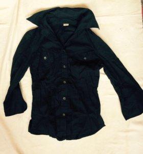 Чёрная рубашка UTAS