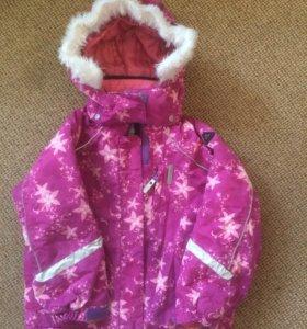 Куртки детские 4-5 лет, 6-7 лет