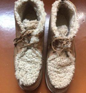 Ботинки зимние Corsocomo