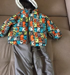 Зимняя куртка и штаны Kerry