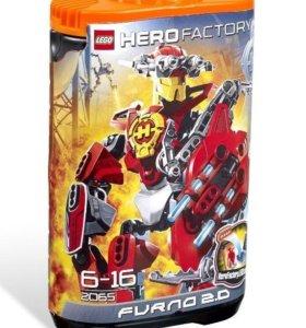 Новый лего  Hero Factory