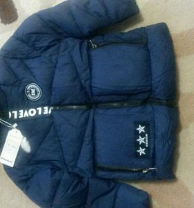 Курточки зимние