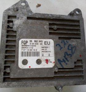 Мозги Opel 55562443 / 3.3 EU