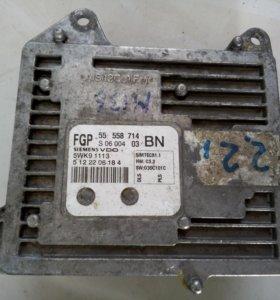 Мозги Opel 55558714 / C3.3 BN