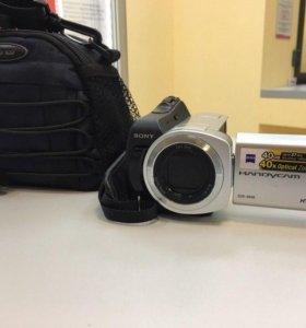 Видеокамера Sony DCR-SR46