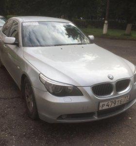 BMW 5 525 2.5l 2006 год