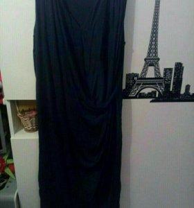 Трикотажное платье НОВОЕ!