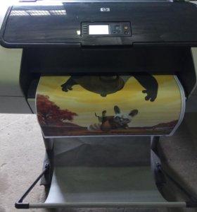 Принтер плоттер hp t770 designjet