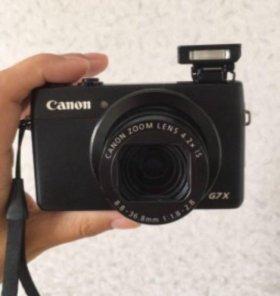 Фотоаппарат CANON GX7