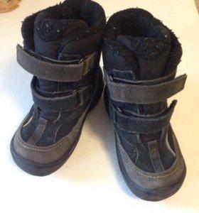 Ботиночки Ecco 25 размер gore-Tex зима