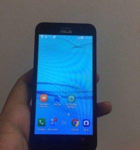 Смартфон ASUS ZenFone Go ZB500KG 8GB (черный)
