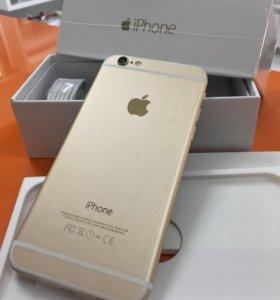 Apple iPhone 6 Gold 16GB без Touch