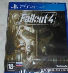 Fallout 4 на PS4
