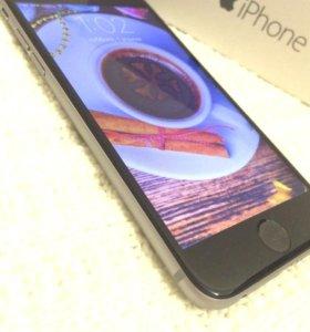 iPhone 6, 64гб серый