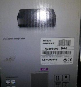 Canon. PIXMA MP230