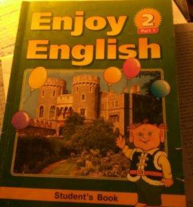 Продам учебники по английскому языку 3-4 класс