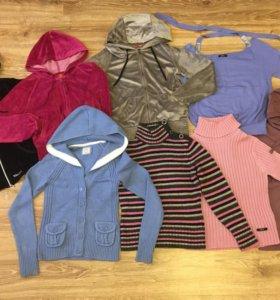 Одежда р.S пакет из 8 вещей