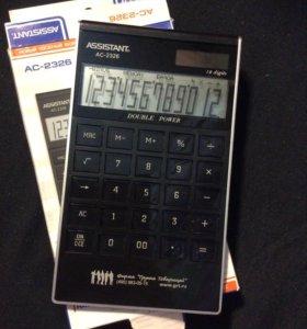 Калькулятор новый