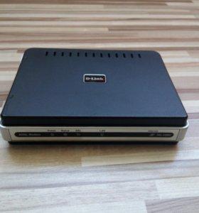 Модем D-Link DSL-2300U