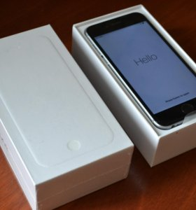 iPhone 6 16 Айфон 6 16 Touch ID LTE
