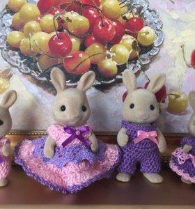 Одежда для игрушек Sylvanian Families