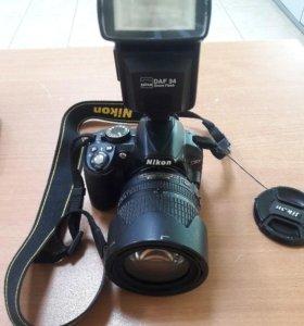 Nikon D3100 (ме:049703)