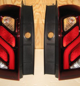 Задние фонари на Рено Дастер с 15г новые оригинал