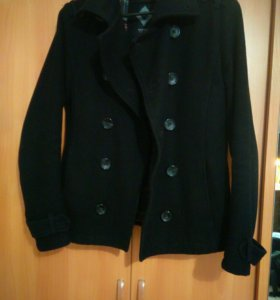 Пальто (черное)