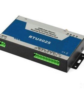 GSM контроллер управления воротами RTU5025